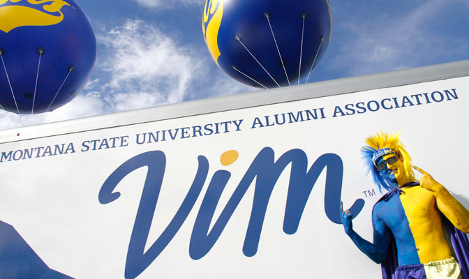 ALUMNI ASSOCIATION: Members joining the MSUAA