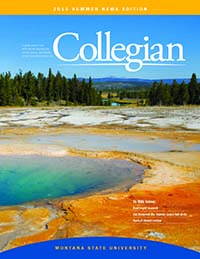 Montana State University Collegian Magazine