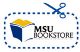15% off coupon at MSU Bookstore